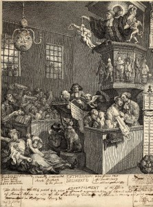 Hogarth Enthusiasm Delinated